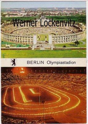 Ansichtskarte Berlin Olympiastadion