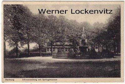 Ansichtskarte Hamburg-Harburg Schwarzenberg