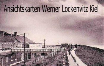 Ansichtskarte Nordstrand Norderhafen mit Hansens Strandcafe