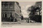 Ansichtskarte Rendsburg Herrenstraße