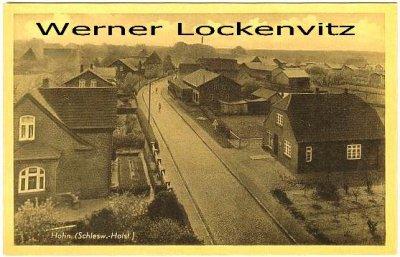 Ansichtskarte Hohn bei Rendsburg Ortsansicht