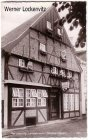 Ansichtskarte Rendsburg Hotel Zum Landsknecht ältestes Haus
