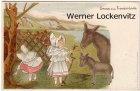 Ansichtskarte Travemünde Zwei Mädchen mit zwei Eseln