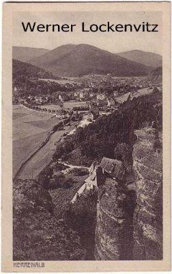 Ansichtskarte Bad Herrenalb Panorama