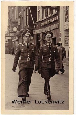 Ansichtskarte Soldaten der Luftwaffe in den Niederlanden Militär