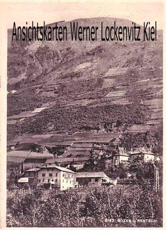 Ansichtskarte Italia Bolzano Bozen-Rentsch Ortsansicht Südtirol