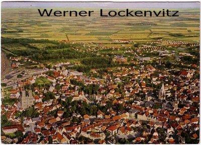 Ansichtskarte Soest Panorama Luftbild