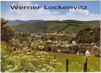 Ansichtskarte Arnsberg im Sauerland Ortsansicht Panorama