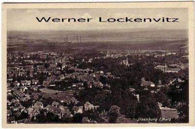 Ansichtskarte Ilsenburg im Harz Ortsansicht Panorama