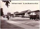 Ansichtskarte Flensburg wohl beim Güterbahnhof