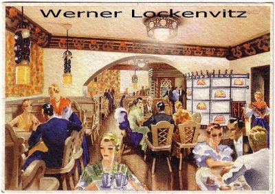 Ansichtskarte Cartolina Italien Italia Cortina D'Ampezzo Taverna-Ristorante Ra Stua