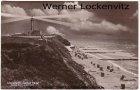 Ansichtskarte Polen Pommern Seebad Horst Niechorze Leuchtturm und Strand