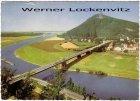 Ansichtskarte Porta Westfalica Blick vom Jakobsberg