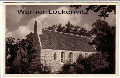 Ansichtskarte Berlin-Lichterfelde-Giesendorf Dorfkirche