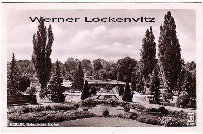 Ansichtskarte Berlin Botanischer Garten
