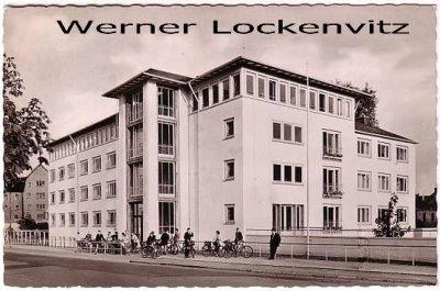 Ansichtskarte Frankfurt am Main Haus der Jugend