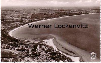 Ansichtskarte Niendorf Ostseeheilbad Ortsansicht Luftbild