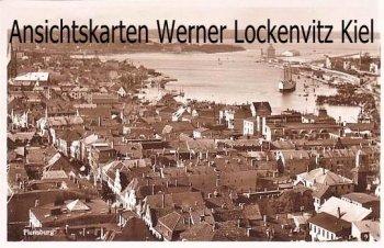 Ansichtskarte Flensburg Panorama