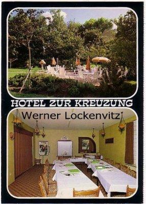 Ansichtskarte Zur Kreuzung Hotel-Restaurant Inh. Karl-Heinz Carstens in Bordesholm