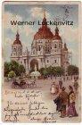 Ansichtskarte Berlin Der Dom Litho