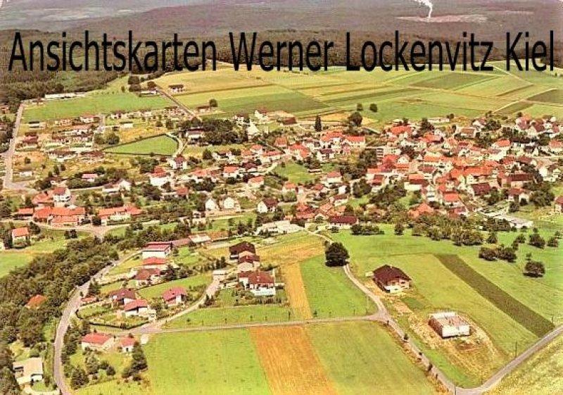 Ansichtskarte Höchst 2 Ortsteil Hassenroth Ortsansicht Luftbild