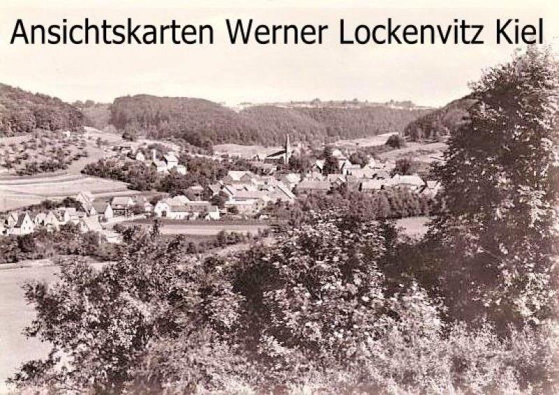 Ansichtskarte Lutter Kreis Heiligenstadt Ortsansicht