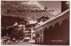 Ansichtskarte Schweiz Leukerbad Loeche-Les-Bains Ortsansicht Wallis