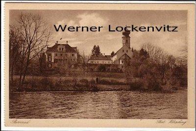 Ansichtskarte Bernried Kirche Phot. Wörsching