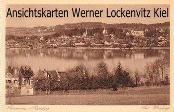 Ansichtskarte Starnberg Phot. Wörsching Panorama
