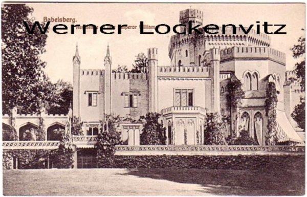 Ansichtskarte Potsdam-Babelsberg Nowawes Residenz Kaiser Wilhelm I.