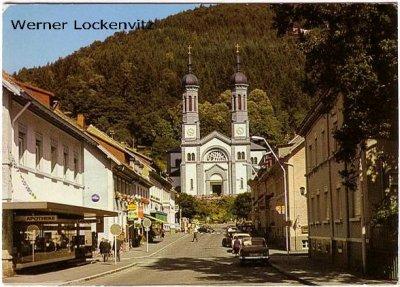Ansichtskarte Todtnau im Schwarzwald
