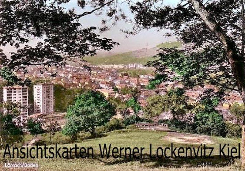 Ansichtskarte Lörrach in Baden