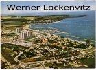 Ansichtskarte Kiel-Schilksee mit Olympiazentrum Luftbild