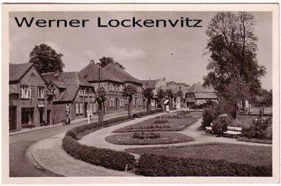 Ansichtskarte Oldenburg in Holstein Anlagen
