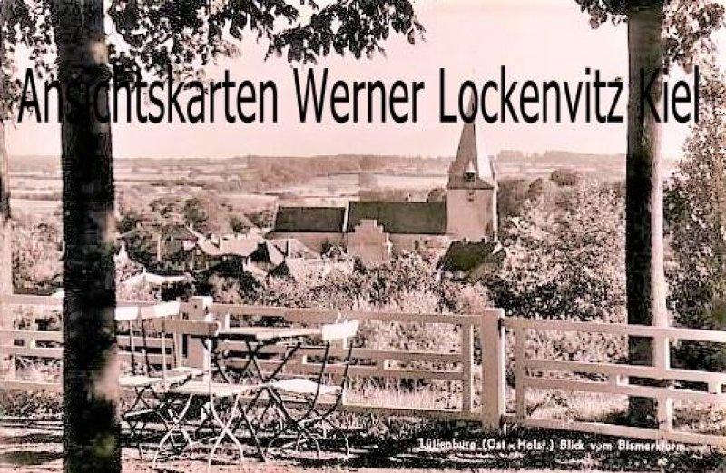 Ansichtskarte Lütjenburg Blick vom Bismarckturm