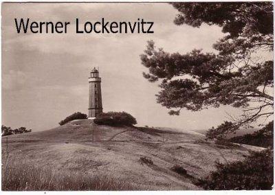 Ansichtskarte Kloster Hiddensee Leuchtturm