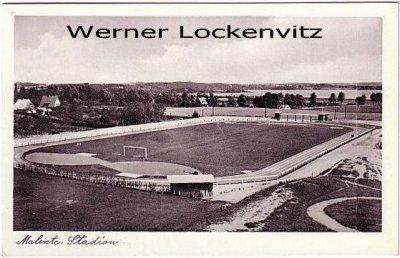Ansichtskarte Malente Stadion