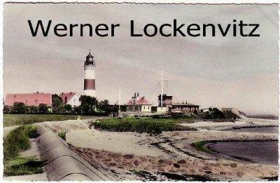 Ansichtskarte Strande bei Kiel Bülk Leuchtturm