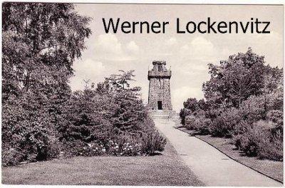 Ansichtskarte Bad Schwartau Zur Bismarcksäule