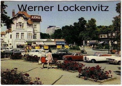 Ansichtskarte Timmendorfer Strand Timmendorfer Platz