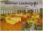Ansichtskarte Travemünde M/S. Peter Pan Terrassen-Restaurant Passagierschiffe