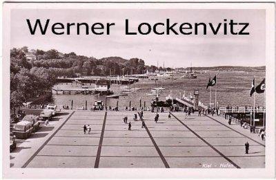 Ansichtskarte Kiel Hafen