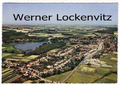 Ansichtskarte Lensahn Ortsansicht Luftbild