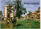 Ansichtskarte Büdelsdorf bei Rendsburg Hollerstraße