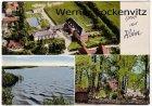 Ansichtskarte Hohn bei Rendsburg mehrfach Luftbild Freibad See Wald