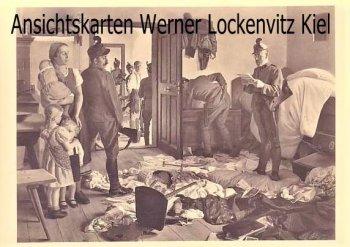 Ansichtskarte Aus der illegalen Kampfzeit in Österreich Haus der Deutschen Kunst HDK Nr. 120