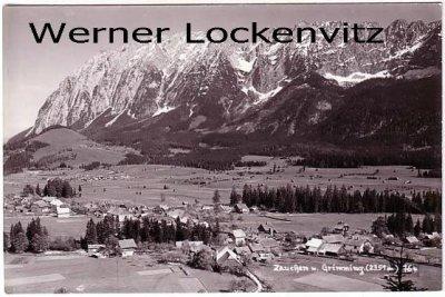 Ansichtskarte Österreich Zauchen Ortsansicht Steiermark