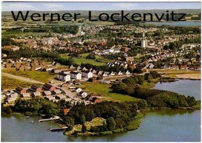 Ansichtskarte Luftbild von Preetz in Holstein