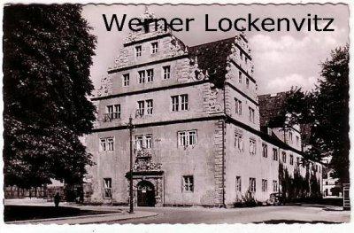 Ansichtskarte Wolfenbüttel Alte Kaserne