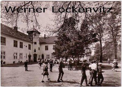 Ansichtskarte Ottersberg über Bremen Volksschule